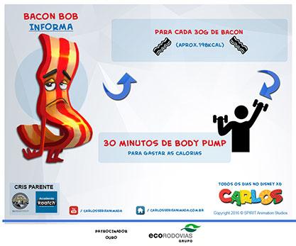 Bacon Bob - Bacon Industrializado